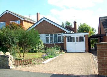 Thumbnail 2 bed detached bungalow for sale in Ypres Road, Allestree, Derby