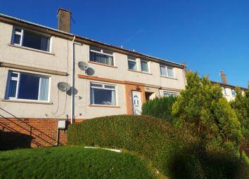 Thumbnail 2 bed terraced house for sale in Hannahston Avenue, Drongan, Ayr