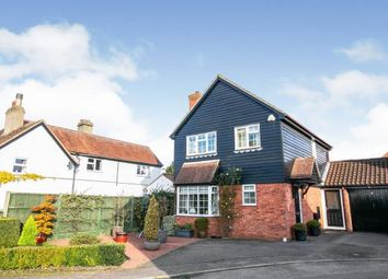 Thumbnail 3 bedroom detached house for sale in Lakes Close, Langford, Biggleswade, Bedfordshire