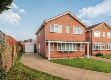 Thumbnail 4 bed detached house for sale in Monks Close, Broxbourne