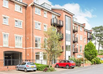 Thumbnail 2 bed flat for sale in Mill Green, Congleton, Cheshire