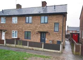 Thumbnail 3 bed semi-detached house for sale in St Norbert Drive, Kirk Hallam, Ilkeston