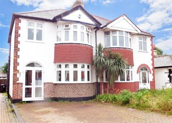 Thumbnail 3 bed semi-detached house for sale in Brookside Way, Shirley, Surrey