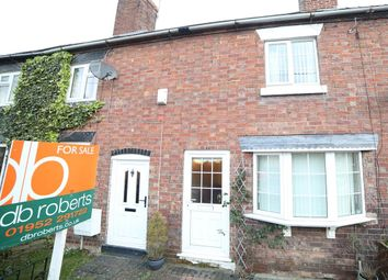 Thumbnail 2 bedroom cottage for sale in Frame Lane, Doseley, Telford