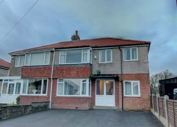 Thumbnail 4 bed detached house for sale in Greenton Crescent, Queensbury, Bradford