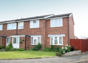 Thumbnail 4 bedroom end terrace house for sale in Bishops Road, Eynesbury, St. Neots