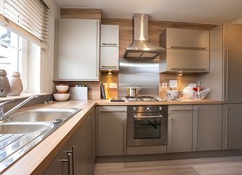 """Thumbnail 2 bed flat for sale in """"The Dewar"""" at Highfields, Dunblane"""