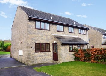 Thumbnail 3 bed semi-detached house for sale in Scholes Moor Road, Scholes, Holmfirth, West Yorkshire