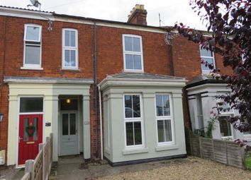 Thumbnail 3 bed terraced house for sale in London Road, Long Sutton, Spalding