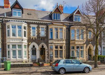 Thumbnail 5 bed property for sale in Albany Road, Roath, Cardiff