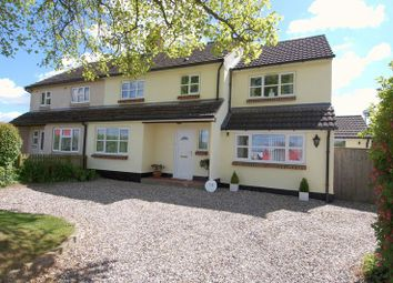 Thumbnail 5 bed semi-detached house for sale in Station Road, Bletchingdon, Kidlington