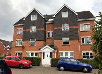 Thumbnail 2 bedroom flat to rent in Fallow Crescent, Hedge End, Southampton, Hampshire