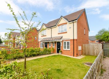 Thumbnail 3 bed semi-detached house for sale in Lichfield Road, Walsall Wood