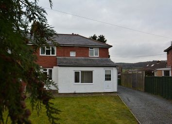 Thumbnail 3 bed semi-detached house for sale in Church View, Much Dewchurch, Herefordshire.