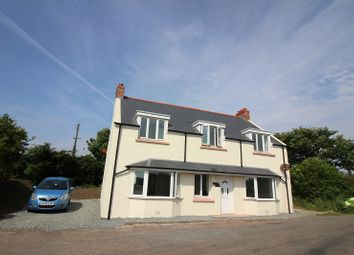 Thumbnail 4 bed detached house to rent in Hasguard, Haverfordwest, Pembrokeshire.