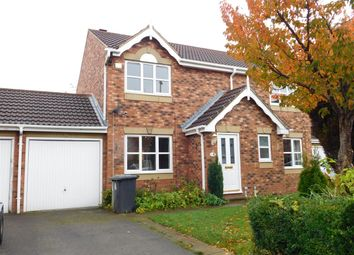 Thumbnail 3 bed semi-detached house to rent in Longfield Court, Heckmondwike