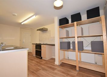 Thumbnail 1 bed flat to rent in Somercotes Hill, Somercotes, Alfreton, Derbyshire