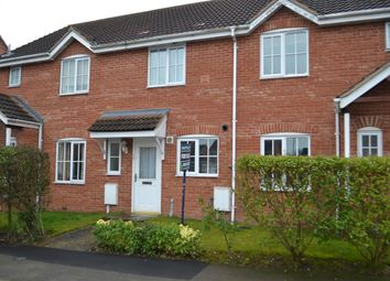 Thumbnail 2 bed terraced house for sale in Stirling Drive, Coddington, Newark