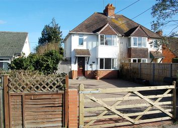 Thumbnail 2 bed semi-detached house to rent in Reading Road, Winnersh, Wokingham