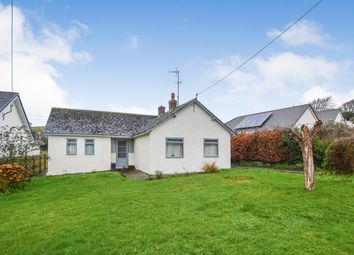 Thumbnail 3 bed bungalow for sale in Vicarage Road, Landkey, Barnstaple