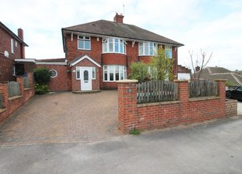 Thumbnail 3 bed semi-detached house to rent in Brick Kiln Lane, Mansfield