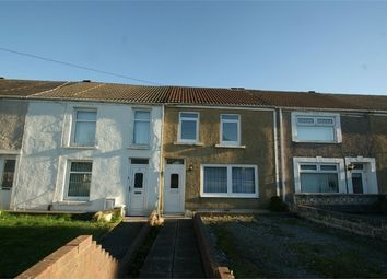 Thumbnail 2 bed terraced house for sale in Brickyard Road, Fforestfach, Swansea