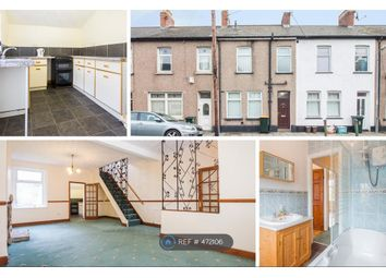 Thumbnail 2 bed terraced house to rent in Jeffrey Street, Newport