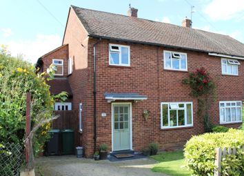 Thumbnail 4 bed semi-detached house for sale in Capell Road, Chorleywood, Rickmansworth, Hertfordshire