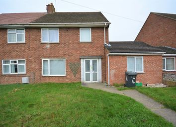 Thumbnail 4 bed semi-detached house for sale in Greenfield Road, Lowestoft