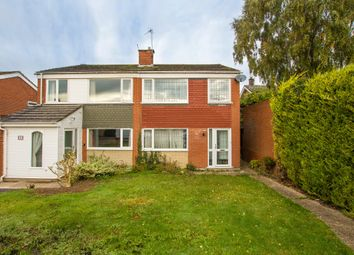 3 bed semi-detached house for sale in Cherry Close, Linton, Cambridge CB21