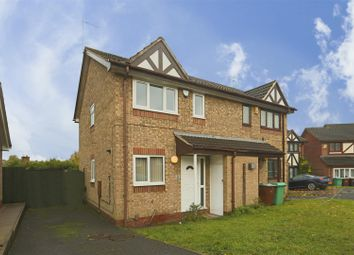 3 bed semi-detached house for sale in Dylan Thomas Road, Bestwood Park, Nottinghamshire NG5
