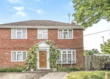Thumbnail 4 bed detached house for sale in Harestock Close, Winchester
