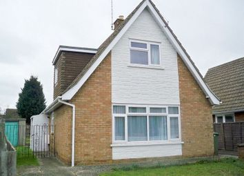 Thumbnail 3 bedroom detached bungalow to rent in Priory Road, West Town, Peterborough