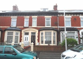 Thumbnail 5 bedroom terraced house for sale in St Heliers Road, Blackpool