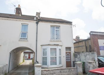 Thumbnail 3 bedroom end terrace house for sale in Longstone Road, Eastbourne