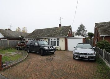 Thumbnail 2 bed bungalow for sale in Mayland, Chelmsford, Essex