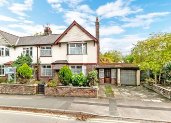 Thumbnail 3 bedroom semi-detached house for sale in Egerton Street, Stockton Heath, Warrington