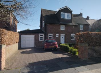 Thumbnail 4 bed property for sale in Moorside North, Fenham, Newcastle Upon Tyne