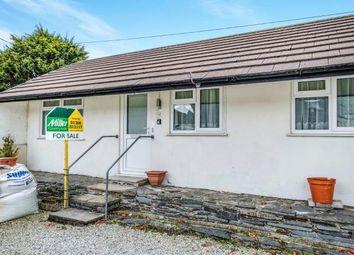 Thumbnail 1 bed bungalow for sale in Atlantic Road, Delabole, Cornwall