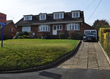 Thumbnail 3 bed semi-detached bungalow for sale in Pretoria Road, Hedge End, Southampton, Hampshire