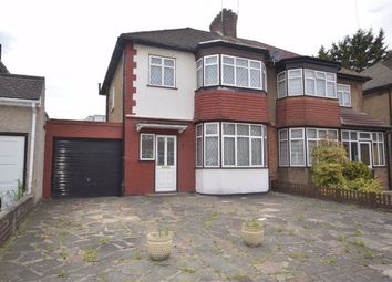 Thumbnail 3 bed semi-detached house for sale in First Avenue, Wembley, Middlesex