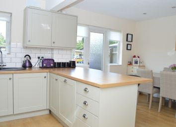 Thumbnail 3 bed terraced house for sale in Firham Park Avenue, Harold Wood, Romford