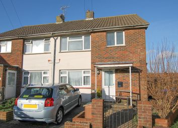Thumbnail 1 bed flat for sale in Wilmot Road, Shoreham-By-Sea, West Sussex