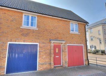 Thumbnail 2 bed flat for sale in Heron Road, Norwich