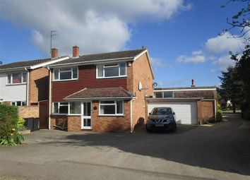 Thumbnail 4 bed detached house for sale in Court Lane, Stevington, Bedford