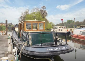 Thumbnail 1 bedroom houseboat for sale in Thistleworth Marine, Isleworth