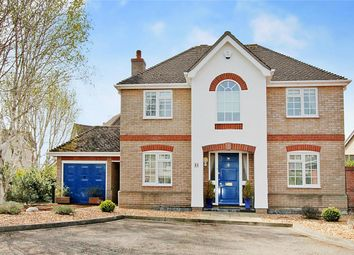 Thumbnail 4 bed detached house for sale in Nursery Walk, Cambridge