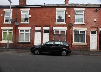 Thumbnail 2 bed terraced house for sale in Lowthrope Street, Rusholme