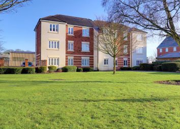 Thumbnail 2 bedroom flat for sale in Bamford House, Hollins Drive, Stafford