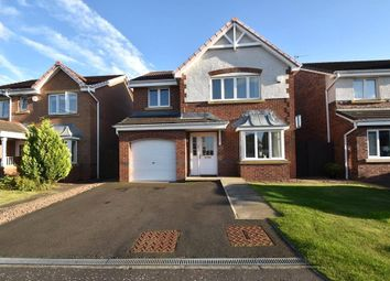 Thumbnail 4 bed detached house for sale in Mallace Avenue, Armadale, Bathgate
